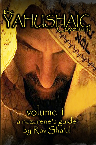 The Yahushaic Covenant Volume 1